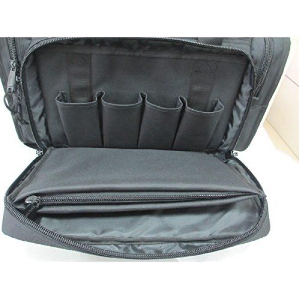 Explorer Tactical Backpack 4 EXPLORER Large Padded Deluxe Tactical Range Bag Gear Tactical Shoulder Modular