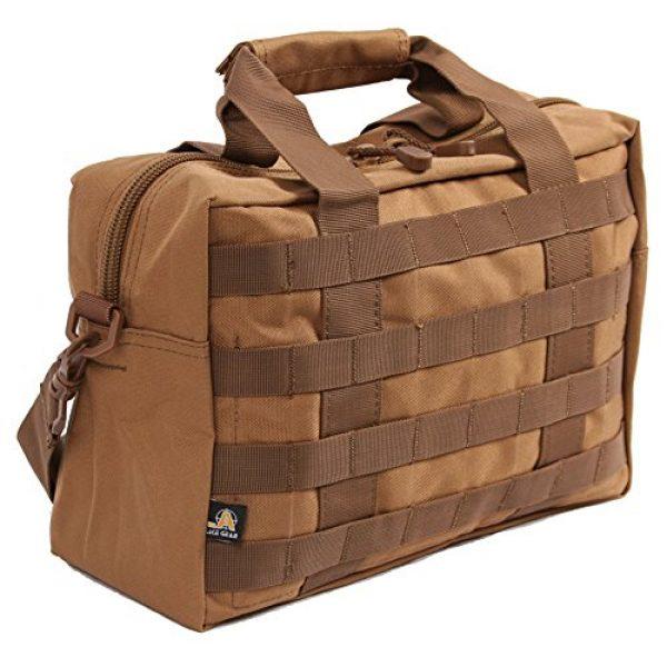 LA Police Gear Tactical Backpack 1 LA Police Gear Molle Gear Bag, Bug Out, Utility, Range