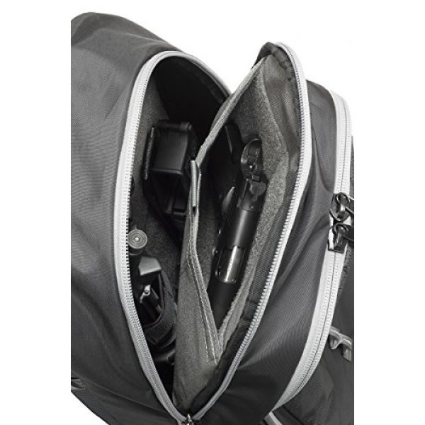 Elite Survival Systems Tactical Backpack 5 Elite Survival Systems ELS7725-B Stealth