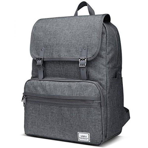 ULAK Tactical Backpack 1 ULAK Mini Backpack Lightweight Rucksack Slim Anti Theft Computer Bag