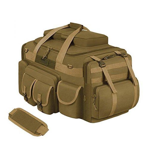 "East West U.S.A Tactical Backpack 2 East West U.S.A Tactical Outdoor Multi Pockets Heavy Duty 31"" Duffel Bag"