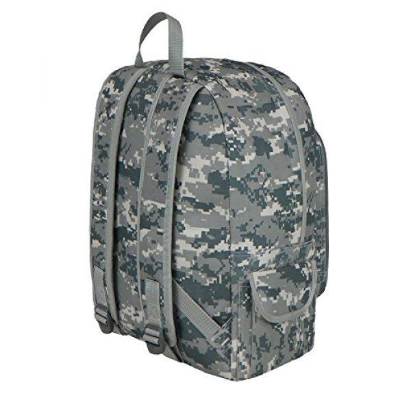 East West U.S.A Tactical Backpack 4 East West U.S.A BC104 Digital Camouflage Military Sports Backpack