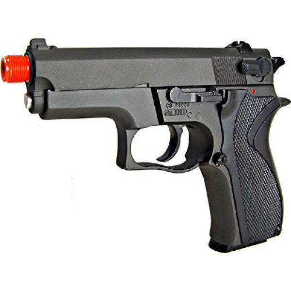 KJW Airsoft Pistol 2 KJW model-600 6904 gas/co2 nb black full metal(Airsoft Gun)