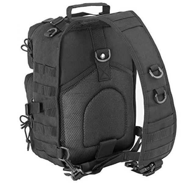 GZ XINXING Tactical Backpack 5 GZ XINXING Tactical Sling Military Shoulder Backpack EDC Assault Range Bags
