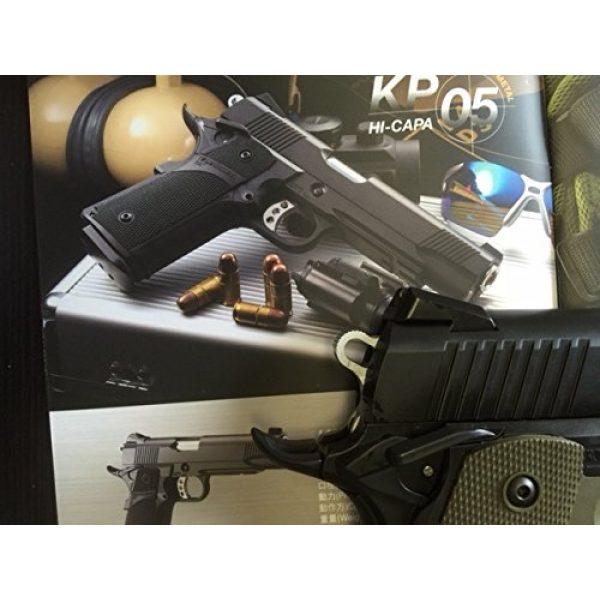 KJW Airsoft Pistol 6 gbb-615g - KJW full metal semi auto gas blowback pistol with free target trip tent(Airsoft Gun)