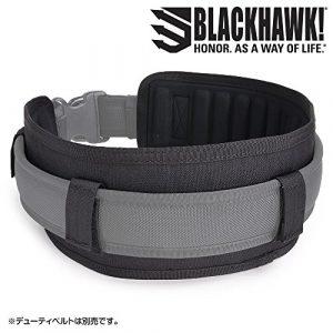 BLACKHAWK Tactical Belt 1 BLACKHAWK Belt Pad, Small 28-34, 41BP00BK