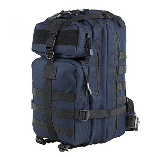 NcSTAR Tactical Backpack 2 NcSTAR VISM Small Backpack with Trim