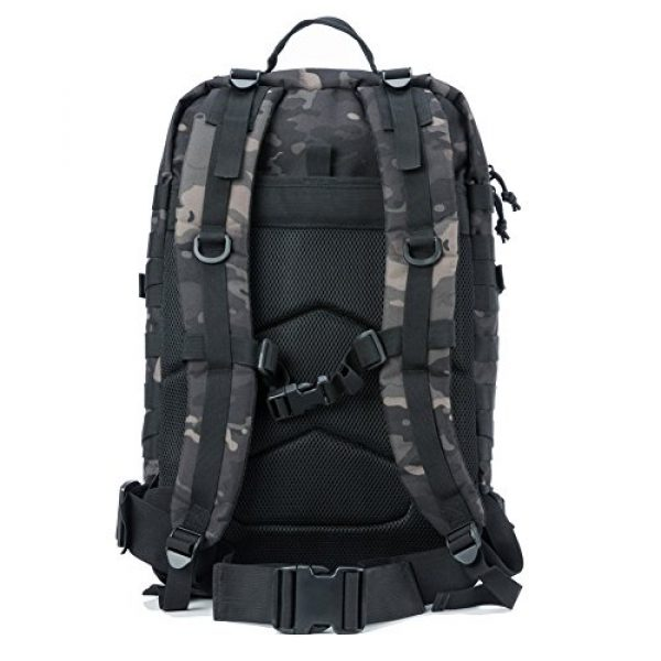 REEBOW GEAR Tactical Backpack 6 REEBOW GEAR Military Tactical Backpack 3 Day Assault Pack Army Molle Bag Backpacks Rucksack