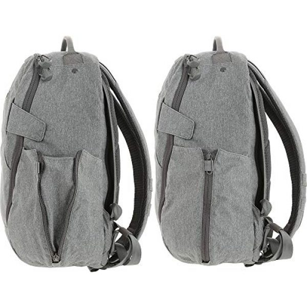 Maxpedition Tactical Backpack 7 Maxpedition Entity 19 CCW-Enabled Backpack 19L