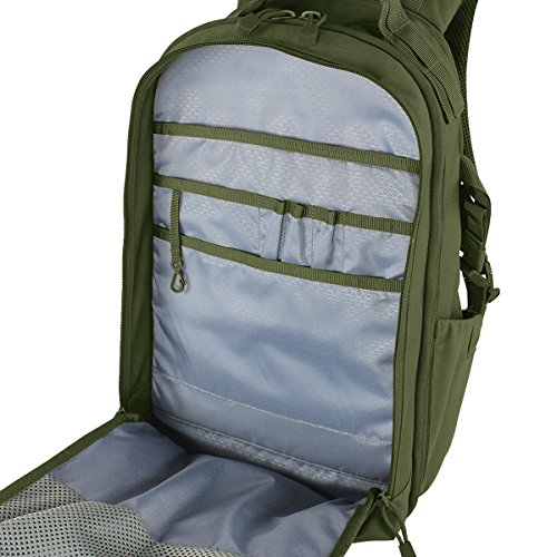Condor Tactical Backpack 4 Condor Tactical Rover Backpack with Laser Cut Molle