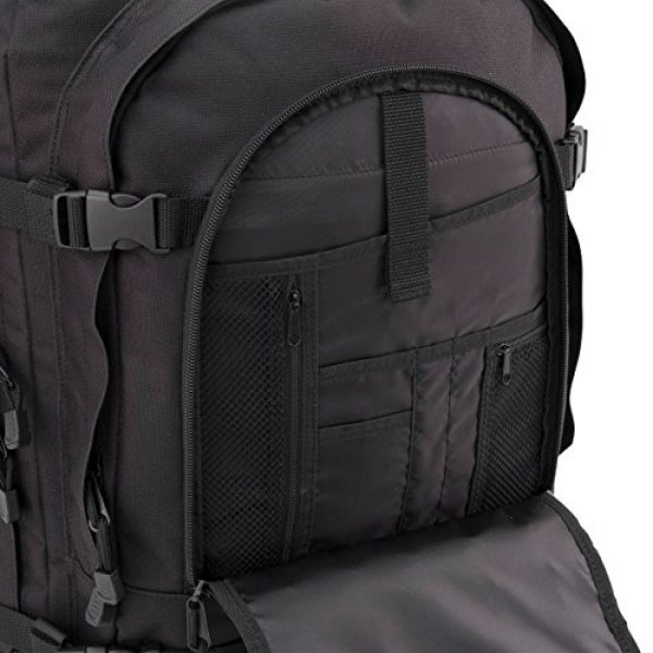 Mercury Tactical Gear Tactical Backpack 6 Mercury Tactical Gear Blaze Bugout Bag with Hydration Pack