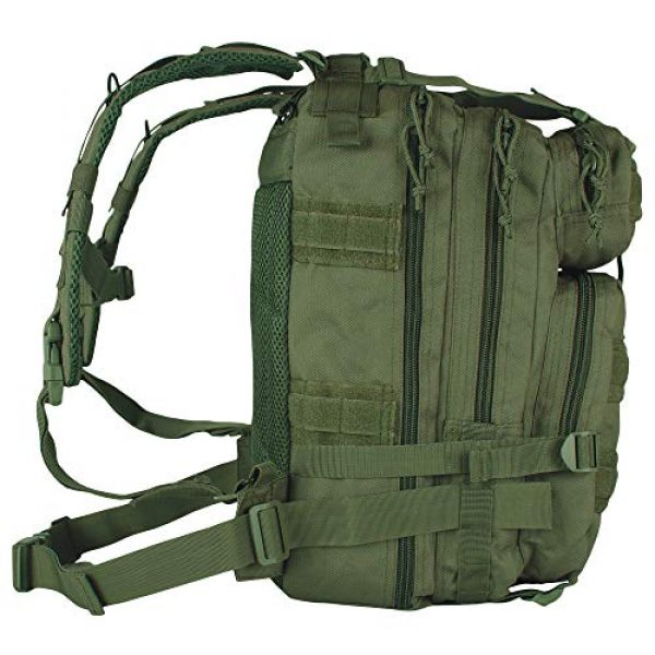 Fox Outdoor Tactical Backpack 3 Fox Outdoor Medium Transport Pack Olive Drab