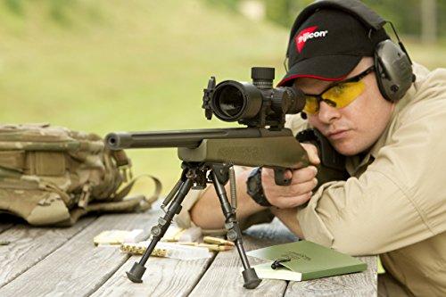 Trijicon Rifle Scope 6 Trijicon TARS104 3-15x50 Riflescope