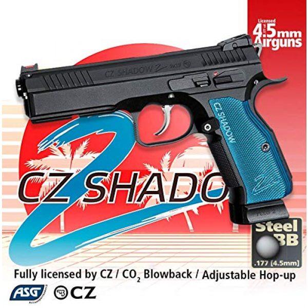 ASG Airsoft Pistol 4 ASG CZ Shadow 2 CO2 BB Airgun
