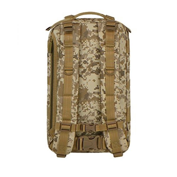 East West U.S.A Tactical Backpack 3 East West U.S.A RTC502 Tactical Molle Military Assault Rucksacks Backpack