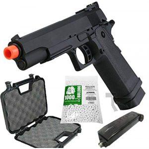SRC Airsoft Pistol 1 SRC Hi-Capa 5.1 Co2 Airsoft Pistol [Airsoft Blowback]