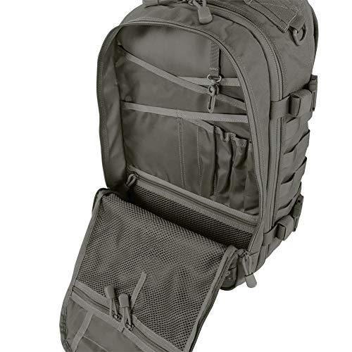 Condor Tactical Backpack 6 Condor Elite #111074 Frontier Outdoor Pack - Graphite