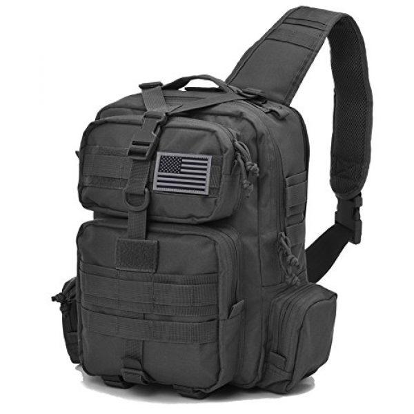 REEBOW GEAR Tactical Backpack 1 REEBOW Tactical Sling Bag Pack Military Sling Backpack Assault Range Bag