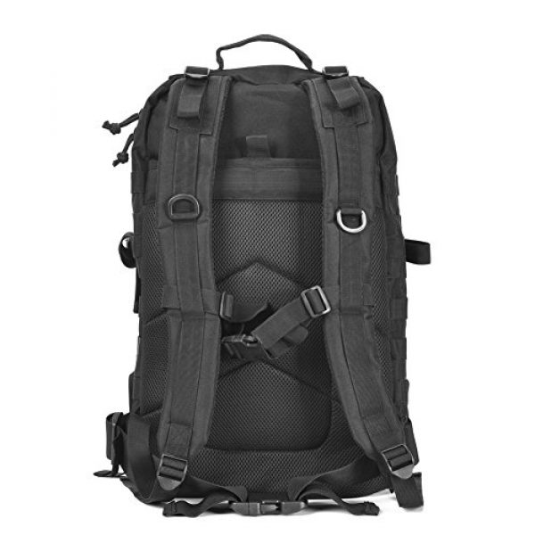 REEBOW GEAR Tactical Backpack 5 Military Tactical Backpack 40L Assault Pack Army Molle Bug Out Bag Backpacks
