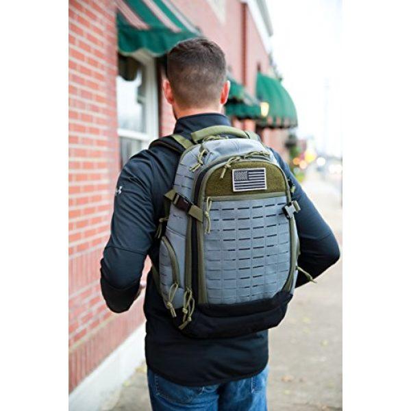 Elite Survival Systems Tactical Backpack 3 Elite Survival Systems Guardian Concealed Carry Tactical EDC Pack