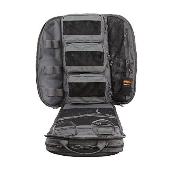EXCELLENT ELITE SPANKER Tactical Backpack 5 EXCELLENT ELITE SPANKER Medical Backpack Tactical Knapsack Outdoor Rucksack Camping Survival First Aid Backpack