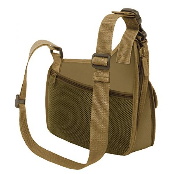 East West U.S.A Tactical Backpack 5 East West U.S.A RT518 Tactical Shoulder Sling Gun Range Holsters Cases Utility Bag
