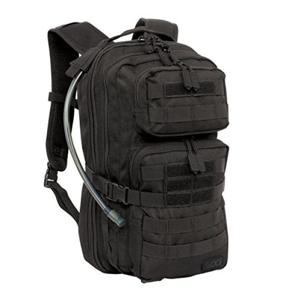 SOG Specialty Knives Tactical Backpack 1 SOG Opcon Hydration Day Pack with 2-Liter Reservoir, 18.2-Liter Storage