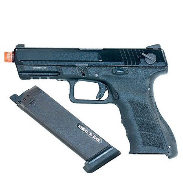 KWA Airsoft Pistol 4 KWA ATP -SE (AUTO) (GBB/6mm) Airsoft Pistol Gun
