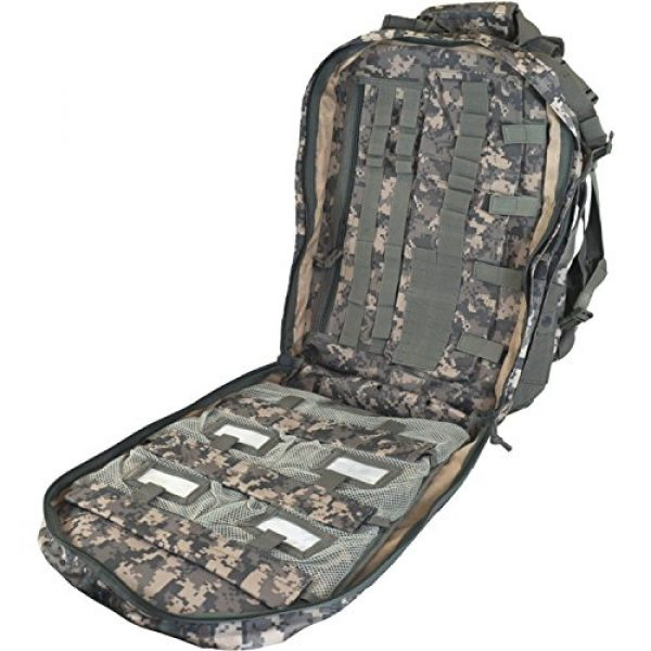 Explorer Tactical Backpack 3 Explorer Every Day Carry Tactical Medic First Responder Backpack with Multiple Pockets
