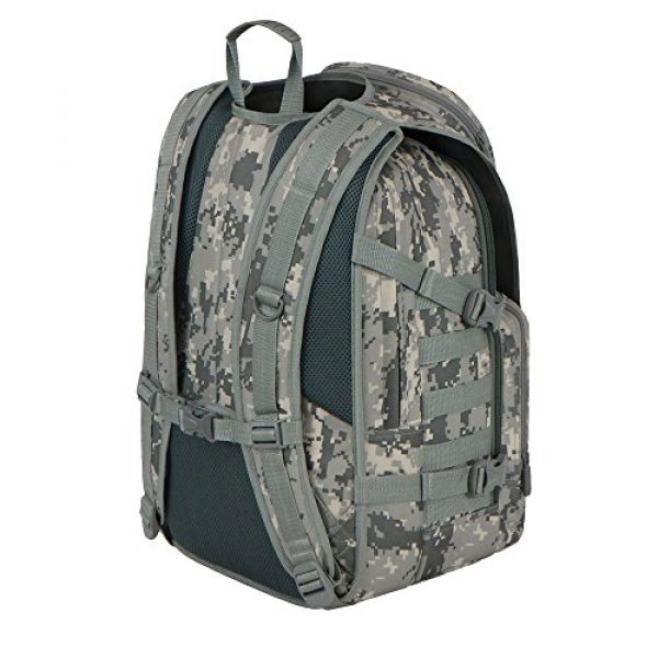 East West U.S.A Tactical Backpack 4 East West U.S.A RTC504 Tactical Molle Military Assault Rucksacks Backpack