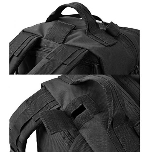 REEBOW GEAR Tactical Backpack 5 REEBOW GEAR Military Tactical Backpack 3 Day Assault Pack Army Molle Bag Backpacks Rucksack 35L