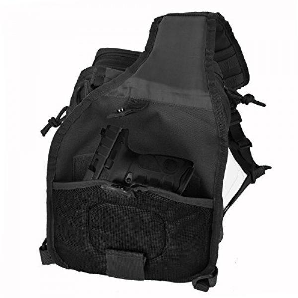 REEBOW GEAR Tactical Backpack 7 Tactical Sling Bag Pack Military Rover Shoulder Sling Backpack