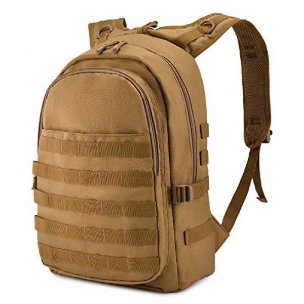 Huntvp Tactical Backpack 1 Huntvp PUBG Backpack Level 3 Tacticalk Laptop Military College Bag