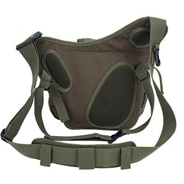 Aveler Tactical Backpack 7 Aveler Nylon Multifunction Sling Bag Tactical MOLLE Military Crossbody Backpack