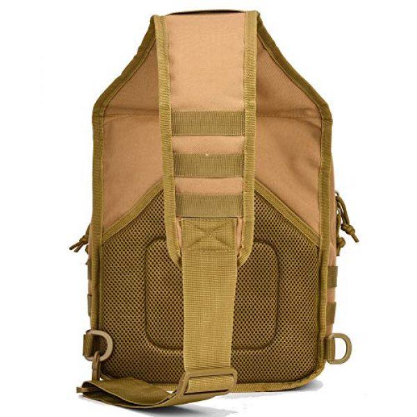 BOW-TAC Tactical Backpack 3 Tactical Sling Bag Pack Small Military Sling Backpack Assault Range Bag
