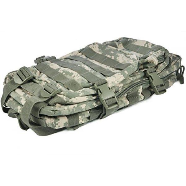 Mil-Tec Tactical Backpack 4 Mil-Tec Military Army Patrol Molle Assault Pack Tactical Combat Rucksack Backpack Bag 20L ACU Digital Camo