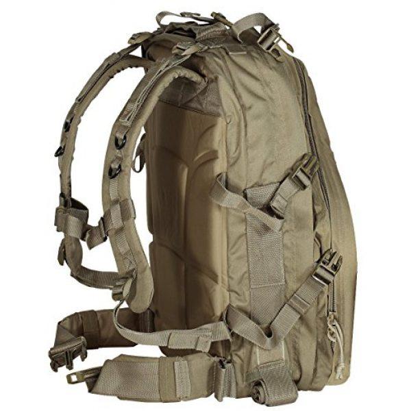 VooDoo Tactical Tactical Backpack 2 VooDoo Tactical Men's Deluxe Professional Special Ops Field Medical Pack, Coyote