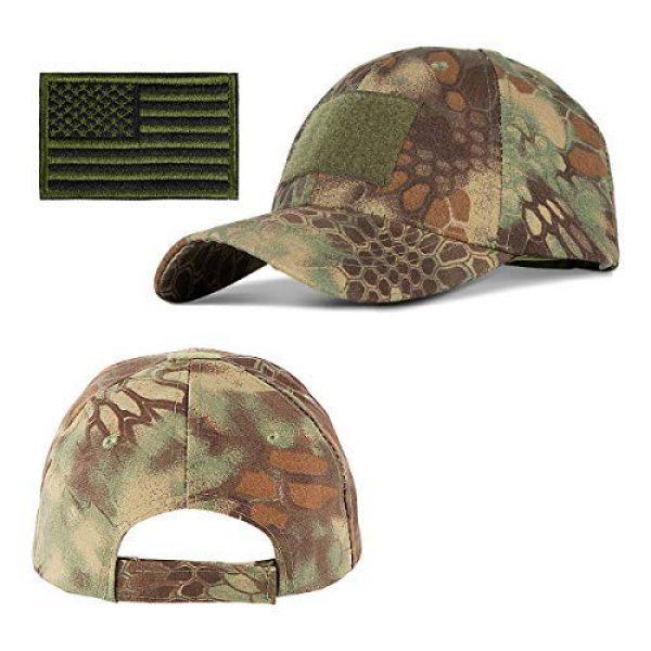 IronSeals Tactical Hat 2 IronSeals KX6 Men Mesh Tactical Cap Sport Baseball Military Camouflage Sun Hat Cap