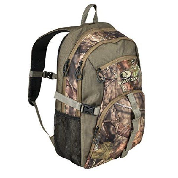 Mossy Oak Tactical Backpack 1 Mossy Oak Sunscald Day Pack, Mossy Oak Break-Up Country