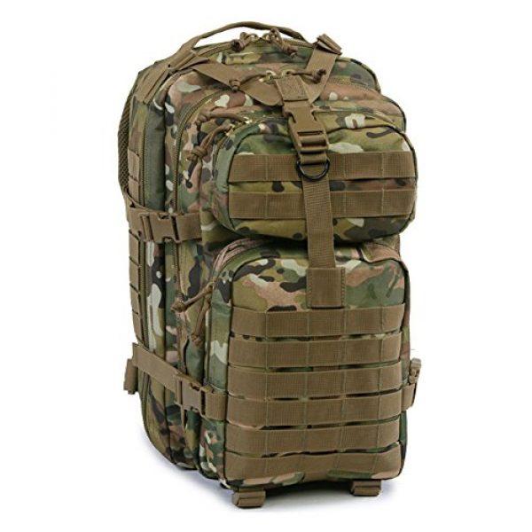 HIGHLAND TACTICAL Tactical Backpack 1 Highland Tactical Men's Vantage Tactical Backpack