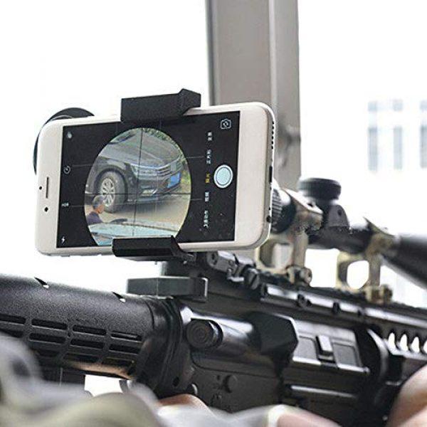 MUJING Rifle Scope 5 MUJING Rifle Scope Mount Adapter Camera Smartphone Mount Holder Universal for Phones