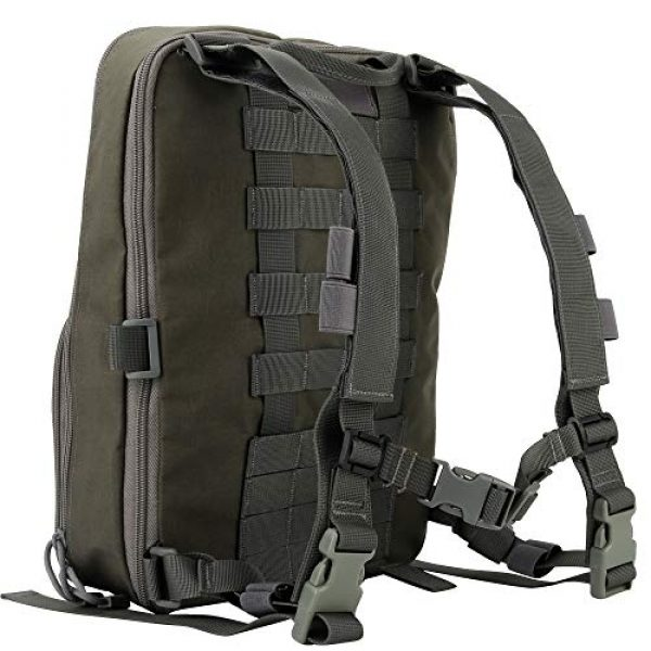 OAREA Tactical Backpack 4 Outdoor Tactical Backpack Military Molle Bag 1000D Genuine Cloth Sport Camping Bag For Travel Hunting Hiking