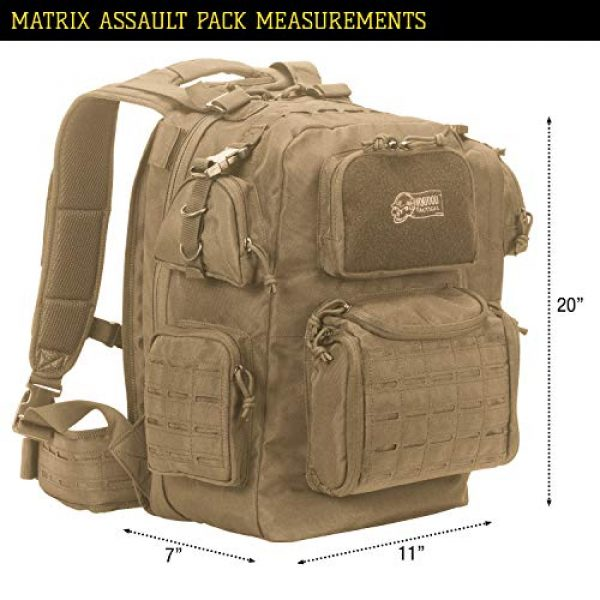 VooDoo Tactical Tactical Backpack 4 VooDoo Tactical Mini Matrix Pack