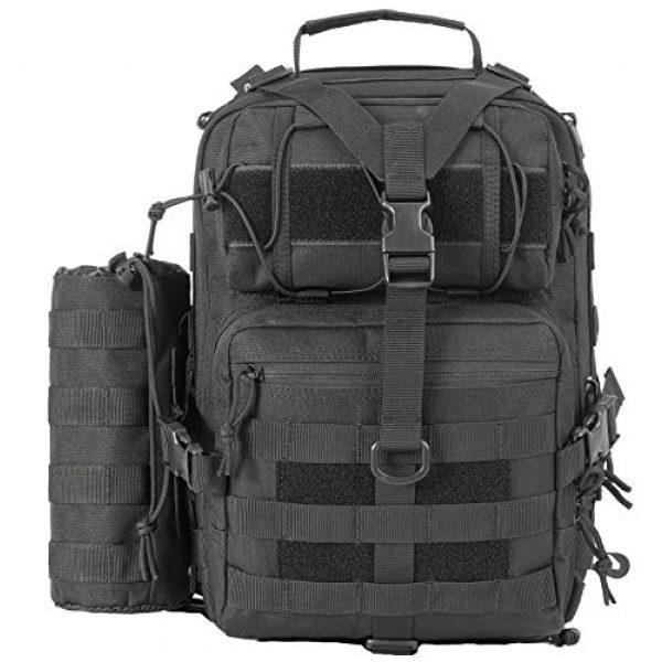 GZ XINXING Tactical Backpack 4 GZ XINXING Tactical Sling Military Shoulder Backpack EDC Assault Range Bags