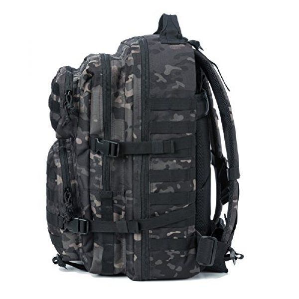 REEBOW GEAR Tactical Backpack 5 REEBOW GEAR Military Tactical Backpack 3 Day Assault Pack Army Molle Bag Backpacks Rucksack