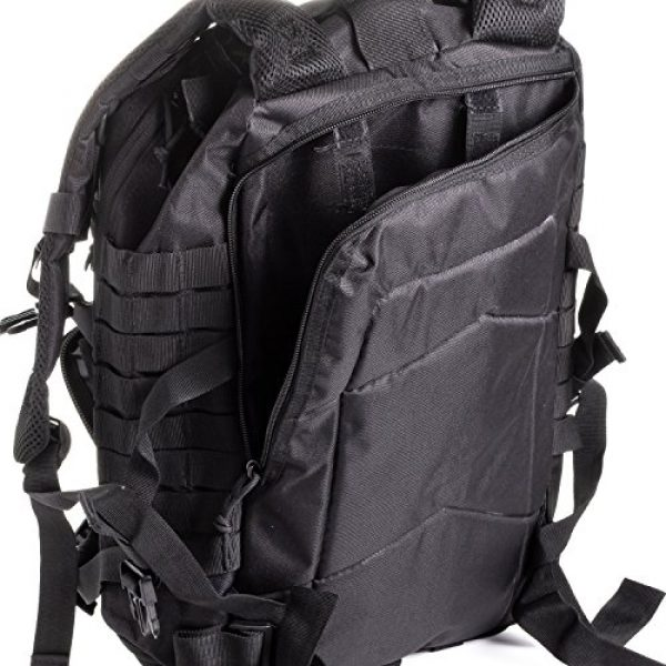 XFINDER POWERED BY PINE GROVE POWERSPORTS Tactical Backpack 6 XFinder Military Tactical Backpack/Sling Bag Molle Bug Out Bag Combat Pack Comfortable Backpack