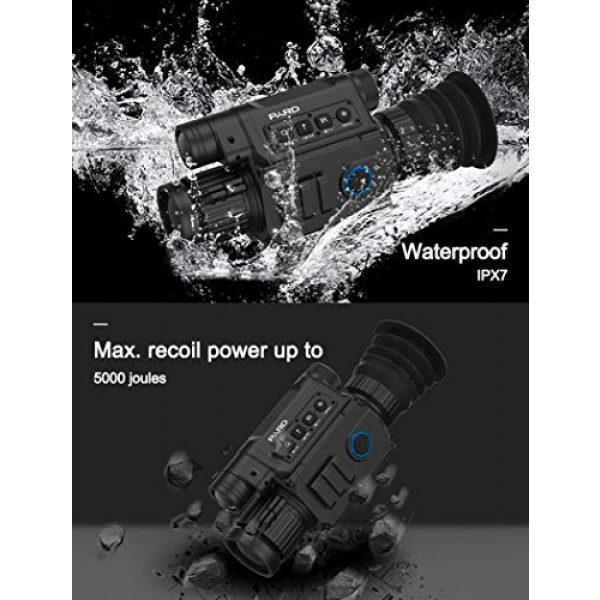 DJym Rifle Scope 6 DJym Infrared Night Vision, Thermal Imaging Night Vision Digital Video Patrol Hunting