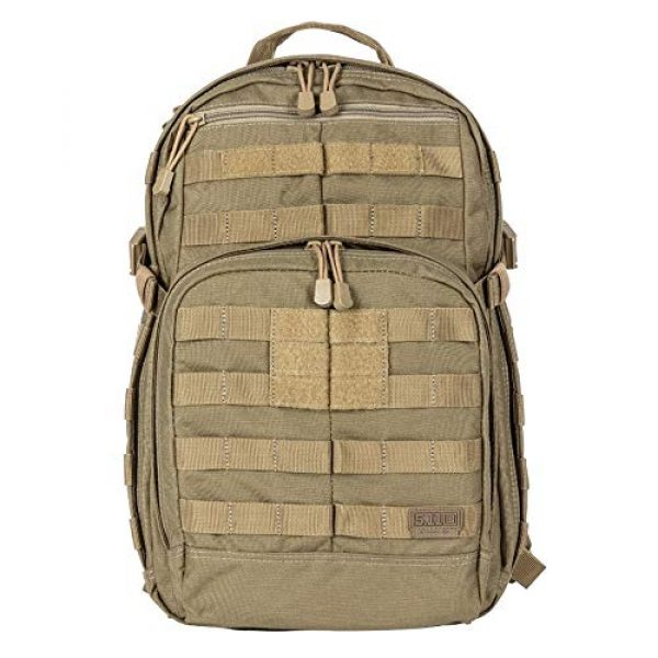 5.11 Tactical Backpack 2 5.11 Tactical RUSH72 Military Backpack, Molle Bag Rucksack Pack, 55 Liter Large, Style 58602