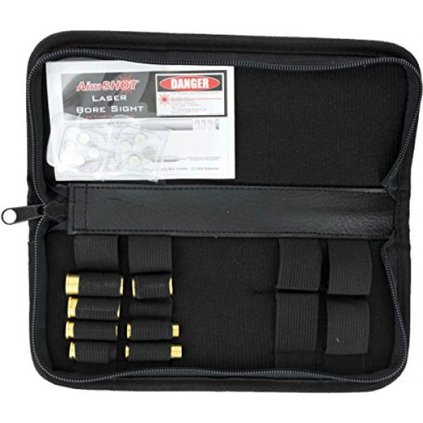 AimShot Pistol Laser Bore Sight Kit 2 AimSHOT KT-Pistol Pistol Laser Bore Sight Kit Most Calibers