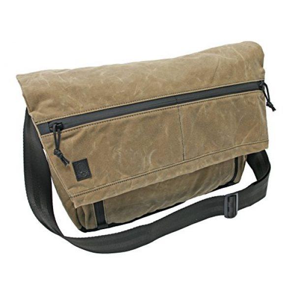 Grey Ghost Gear Tactical Backpack 1 Grey Ghost Gear Wanderer Messenger Bag, Tan